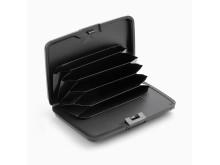 RFID Korthållare med powerbank - frilagd
