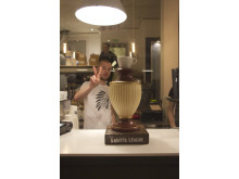 The Barista League Trophy