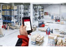 Linde Material Handlings Truck Call-app