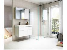 Vårfräscht badrum