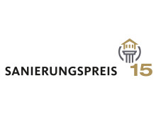 Sanierungspreis 15 Logo