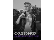 Christopher Mobile Backstage