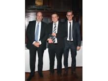 Conrad får DISTO™ Platinum Award från Leica Geosystems