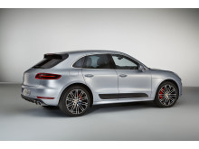 Macan Turbo med Performance Pakke