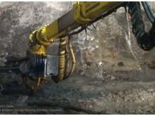 Tunnelarbeid Lørenbanen