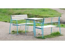 Blå möbelserie, NATiON + KSA DESIGN + Møller & Grønborg