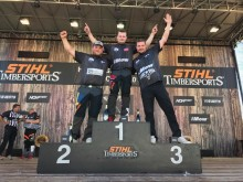STIHL Timbersports_prispall_SM-veckan