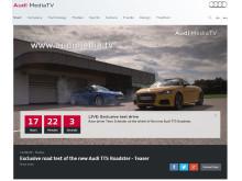 Audi MediaTV