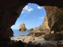 Grotta Algarve Portugal