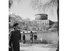 Asplunds pärla: Stadsbibliotek