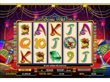 Genie Wild Slots at LuckyWinSlots.com