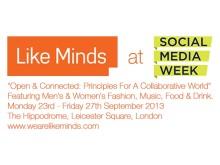 Like Minds at Social Media Week