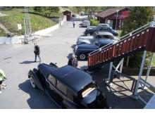 The Rolls-Royce Enthusiasts´ Club, Swedish section lunchar på Skansholmens Sjökrog 4