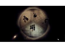Kortfilmen Bränner Staden visas på festivalen Dancing in the Dark