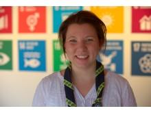 Hannah Stanton, Kompassrosen-stipendiat 2016