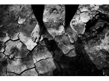 Utställningen Flykt med Anders Hanssons bilder. Pressbild 3. Pakistan.