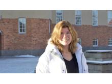Kristina Juter FRI ANVÄNDNING Foto: Eva Mandorf/Högskolan Kristianstad