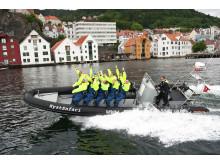 Norwegen-typisches Incentive für Konferenzteilnehmer