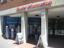 Die Touristinformation in Kiel