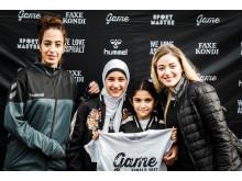 De seje dansepiger fra Frederiksberg til GAME Finals