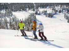Skifahren in Trysil