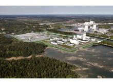 Kärnbränsleförvaret_sydost