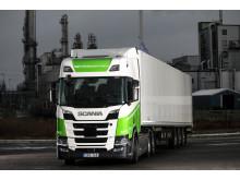 Lastbil Scania ED95