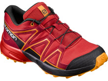 Salomon Speedcross JR, fiery red