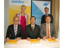 Indonesiska och Svenska branschorganisationerna för life science initierar samarbete