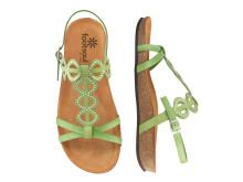 """Söt sandalett med """"bling-bling"""" strass"""
