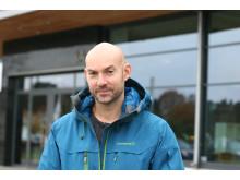 Jesper Holgersson, adjunkt i informationssystemutveckling vid Högskolan i Skövde