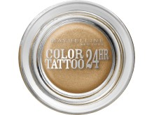 Maybelline Color Tattoo - gold