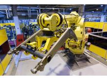 Robotcell hos Ålö