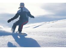 Norwegens Alpinzentren, Paradiese für Snowboarder