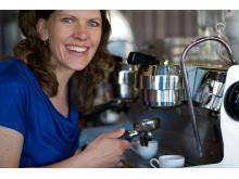 Anna Nordström, specialkaffeansvarig, Löfbergs