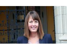 Charlotte Ekberg blir ny kommunikationsdirektör i Helsingborgs stad