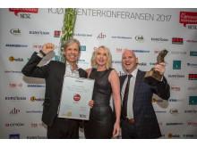 Sartor Storsenter _ Årets Gyldne Idé 2017 2