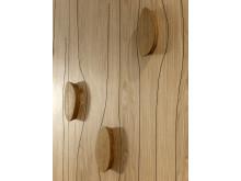 Wooden details by Färg & Blanche
