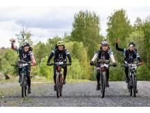 Team Holiday Club Åre under tävlingen NIAR Games Ragnarök