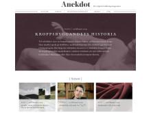 Startsida Anekdot