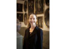 Lizette Gradén, ny chef för museisamlingar för tre museer