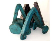 Elisabet Svensson visar Keramisk skulptur på blås&knåda