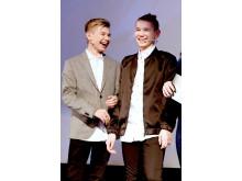 Marcus & Martinus på Rigoletto 5