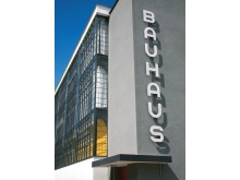Bauhaus i Dessau (Tyskland) av Walter Gropius