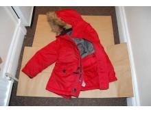 Alex's jacket