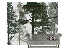 Scandinavian Surface - Weaving Wood dark