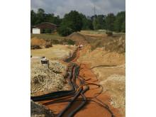 Neue Bau- und Gewerbegebiet werden erschlossen: