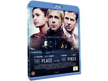 The Place Beyond The Pines blu-ray packshot