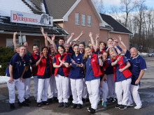 Personalen på Väsby Djursjukhus