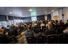 Hi-res image - Oi18 - One of the conference sessions at Oceanology International 2016